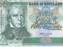 Counterfeit bank note
