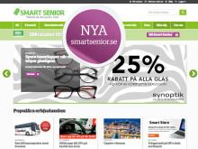 Smart Senior lanserar ny hemsida