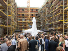 "FORE Partnership tops out ""Geisberg Berlin"" residential project"