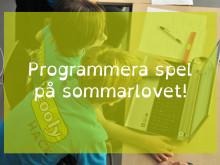 Zcooly + Universeum = Programmeringskurs för barn