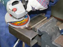 Effektivare slipning med nya lamellrondeller