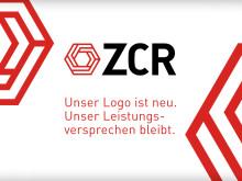 ZCR neues Logo mit Slogan