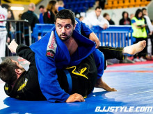Road to the IBJJF Euros 2016....Fighter Profile: Ashley Amos