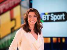 BT Sport signs Suzi Perry as new TV presenter