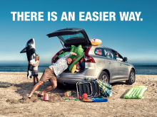 Brenderup launches a new spring campaign - There is an easier way.
