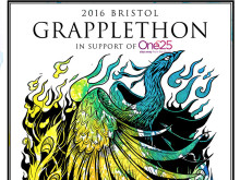 Bristol BJJ (Brazilian Jiu Jitsu) gym hosts a 24 hour 'GrappleThon' to raise funds for charity