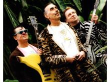 Electric Banana Band till Furuvik den 5 juli