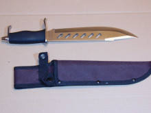 Knife used in assault