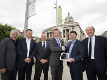 Free Wi-fi to be switched on in Nottingham city centre