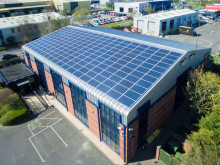 Fred. Olsen Cruise Lines works towards a more sustainable future at its Ipswich Head Office