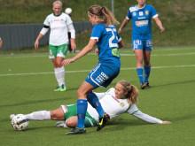 Matilda Agné klar för fortsatt spel i Hammarby