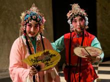 Glimtar från vår kinesiska nyårsfest