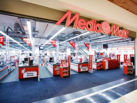 Media Markt löser in presentkort