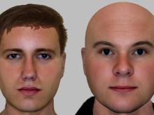 Efits of men police wish to identify