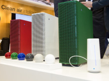 Blueair Showcases Its Strongest Ever Portfolio Of High-Tech Indoor Air Purifiers And Related Technologies At The 2015 IFA Berlin Tech Show