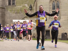 ​Warwick runners race to fundraising success for the Stroke Association