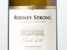 Septembernyhet från Sonoma - Rodney Strong Chalk Hill Chardonnay