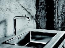 Danskdesignet vandhane med fokus på funktionalitet