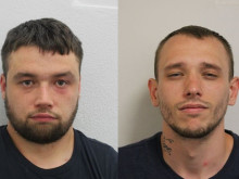 Two men plead guilty to series of knifepoint robberies