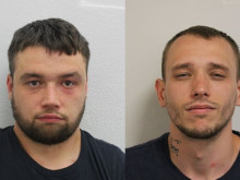 Two jailed for series of knife-point robberies across central London
