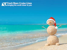 Experience Christmas with a difference on a 'Festive Cruise' with Fred.!