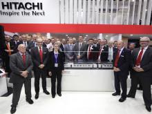 Hitachi Rail hosts Supplier Award event at InnoTrans 2014