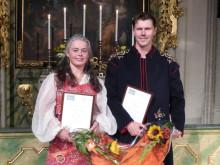 Jussi Björling-stipendiet 2014 delades ut i Stora Tuna