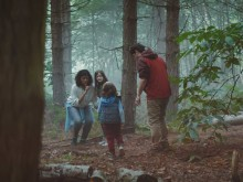 The forest is your playground in Center Parcs' new advertising campaign