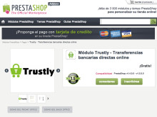 Trustly's Direct Payment now available for Prestashop e-shoppers in Spain
