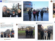 Latest from across London following #WalkTheMet