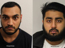Two men who drugged and sexually assaulted woman jailed for 24 years