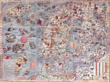 Hva kan et kart fra 1539 fortelle oss om Lofotfisket?