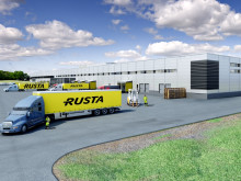 Lindab leverer byggeløsninger for rundt 20 millioner til Rustas nye sentrallager