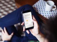 Kronans Apoteks app överträffar målet