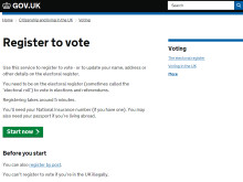 Elections: Have your say in just three minutes