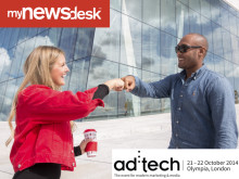Mynewsdesk builds online newsroom to celebrate ad:tech's 10 year anniversary