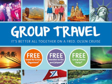 See the world with friends with 'Best for Groups' Fred. Olsen Cruise Lines