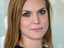 Sara Scheef, affärsområdeschef TNG IT Digital