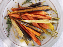 wesed-197058-Plated Fresh Carrots
