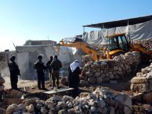 Folkekirkens Nødhjælp alarmeret over israelsk konfiskering af danske solpaneler