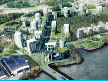 Gröna lån finansierar miljösanering för ny stadsdel i Trollhättan