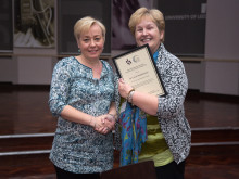 Sociology lecturer wins national teaching excellence award