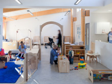 Nursery building wins Lord Mayor's Design Award