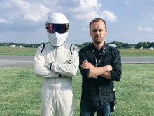 Tom Gent and The Stig