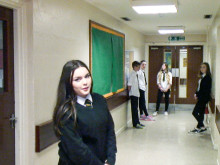 Moray pupils create a film to help new intake make the step up to secondary education.