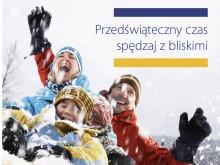 Przedświąteczna promocja Visa z Pocztą Polską
