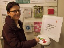 Patienter betygsätter vårdbesöket
