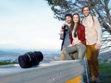 Sony utvider Lens-Style kameraserien og introduserer nytt konsept for utskiftbare objektiv