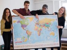 Teamet bag rejseapp'en Comundu