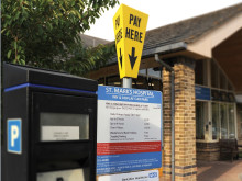 Hospital parking charges named the most hated of all parking fees